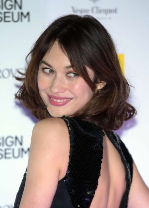 Olga Kurylenko – VIP Launch Party in London