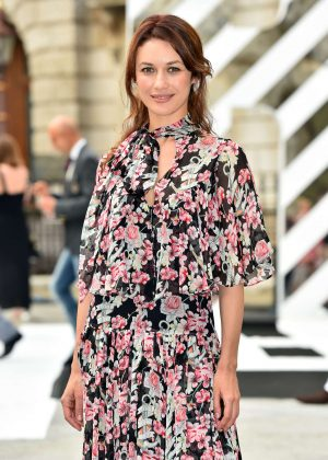 Olga Kurylenko - VIP preview Royal Academy of Arts Summer Exhibition 2016 in London