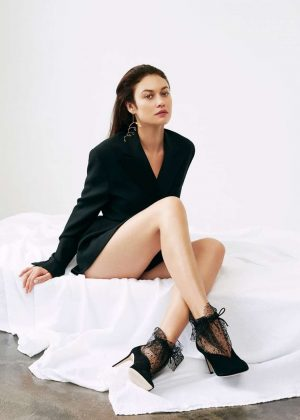 Olga Kurylenko - Wylde Magazine (Fall Winter 2018)