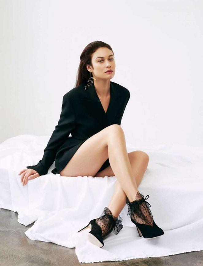 Olga Kurylenko – Wylde Magazine (Fall Winter 2018)