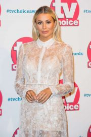 Olivia Attwood - 2019 TV Choice Awards in London