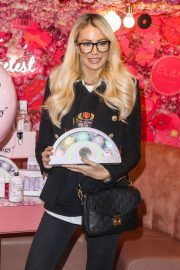 Olivia Attwood - Beauticology x Elan Cafe Launch Event in London