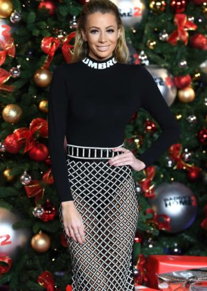 Olivia Attwood - 'Daddy's Home 2' Premiere in London