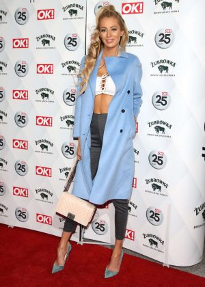 Olivia Attwood -  OK! Magazine's 25th Anniversary Party in London