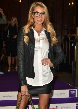 Olivia Attwood - Spectacle Wearer Of The Year in London