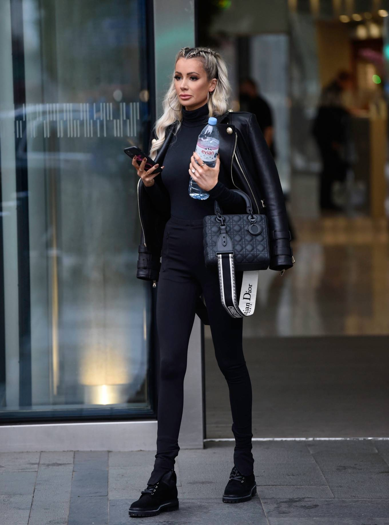 Olivia Attwood - Spotted at Manchester City Center