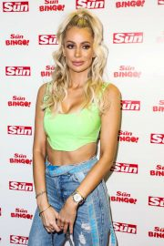 Olivia Attwood - The Sun's Love Island Finale Party in London