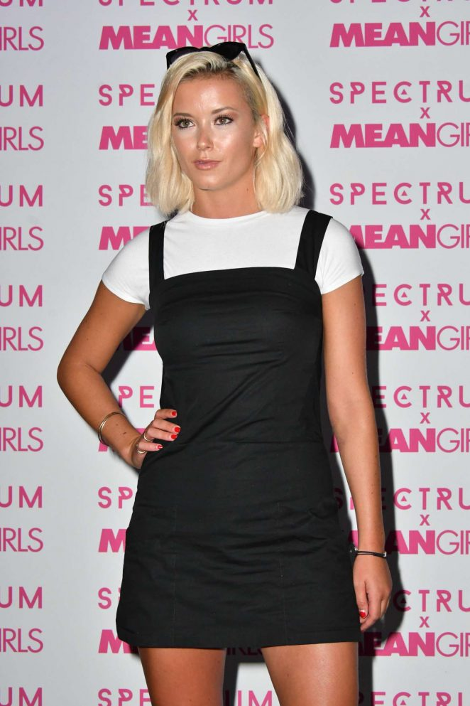 Olivia Bentley - Spectrum and Mean Girls Burn Book Launch Party in London