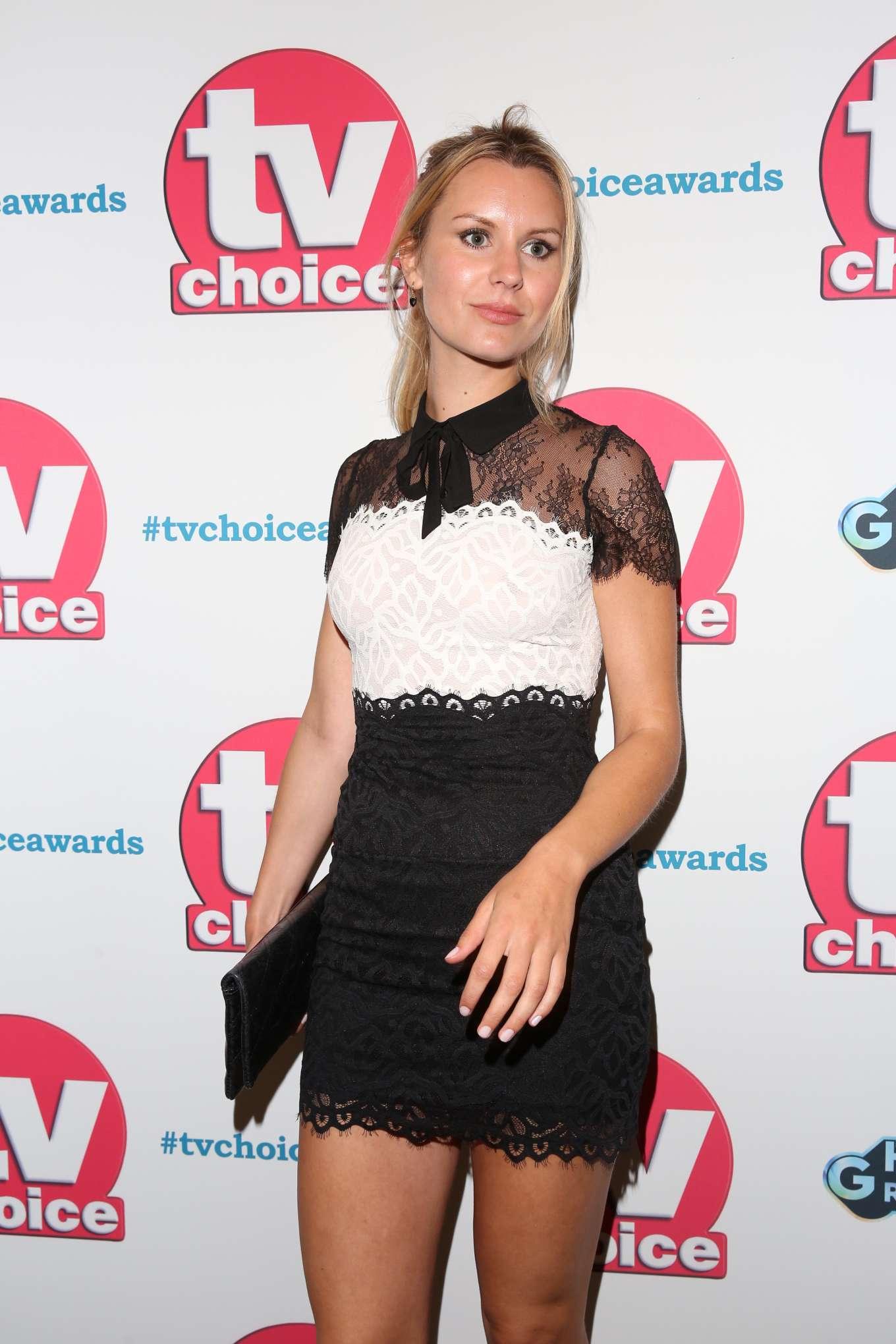 Olivia Bromley - 2019 TV Choice Awards in London