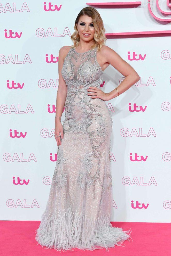 Olivia Buckland: 2016 ITV Gala -01