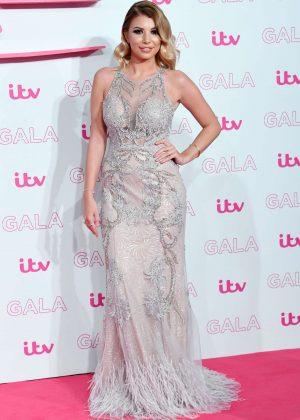 Olivia Buckland - 2016 ITV Gala in London