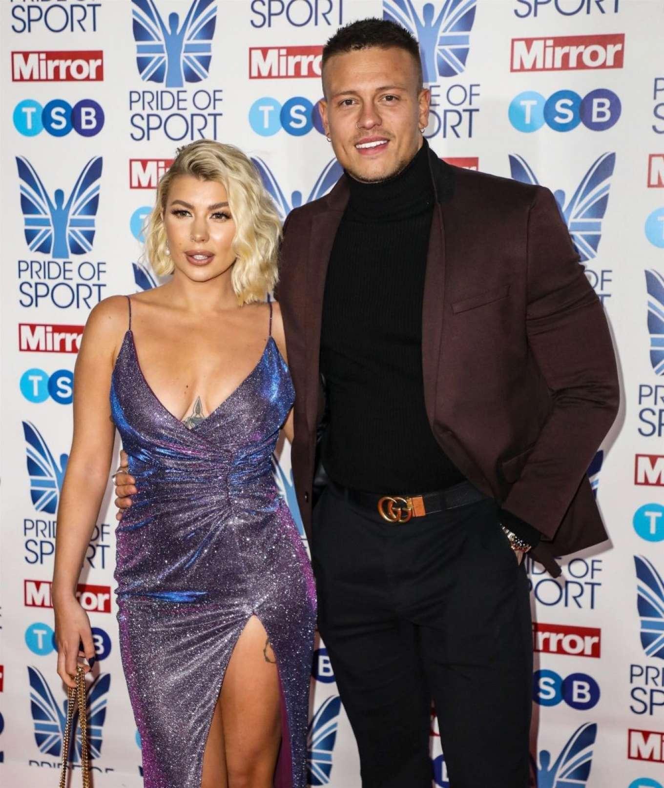 Olivia Buckland 2019 : Olivia Buckland – 2019 Daily Mirror Pride of Sport Awards-29