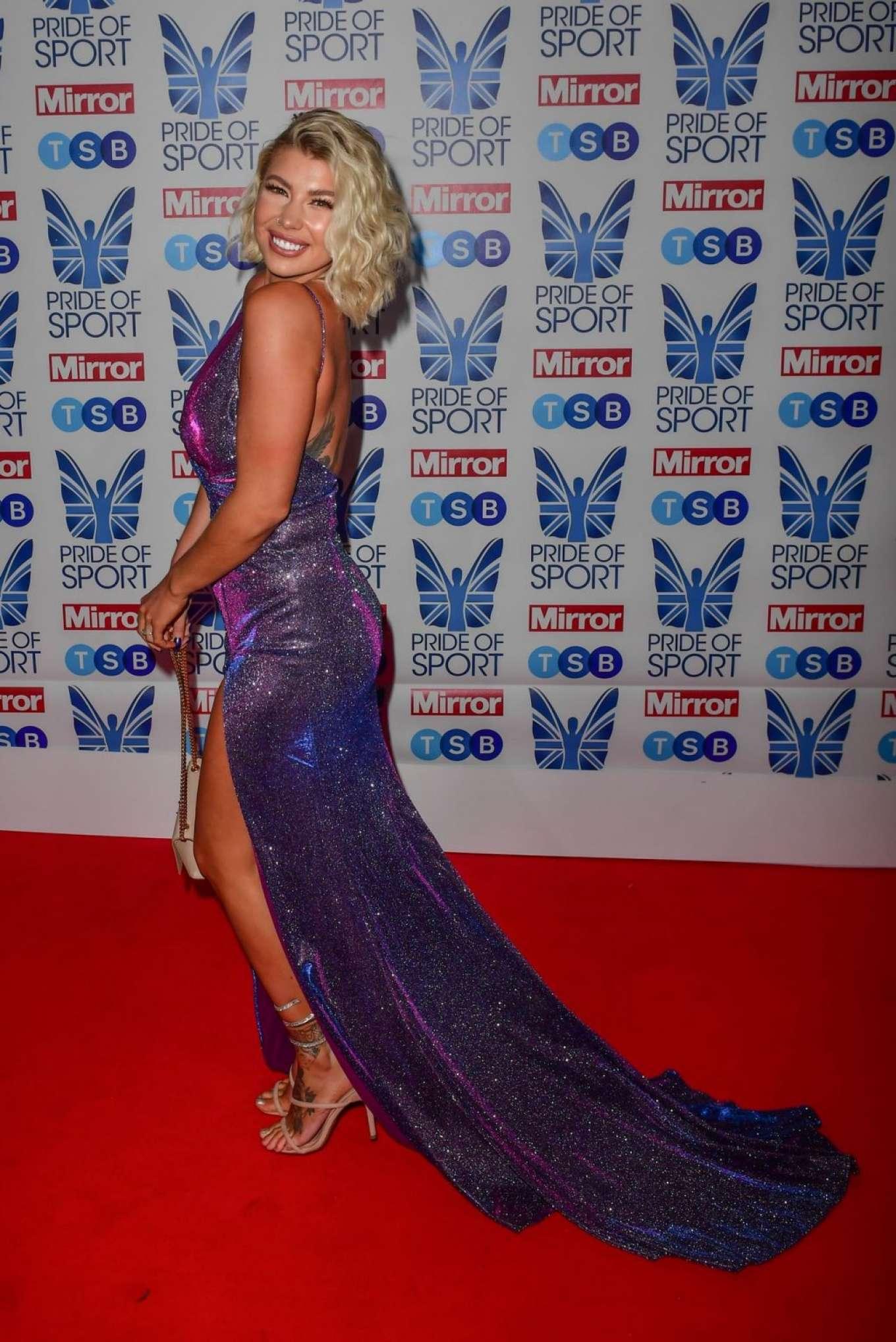 Olivia Buckland 2019 : Olivia Buckland – 2019 Daily Mirror Pride of Sport Awards-33