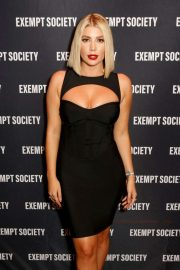 Olivia Buckland - Celebrates its studio collection at Nikki's Bar Shoreditch in London
