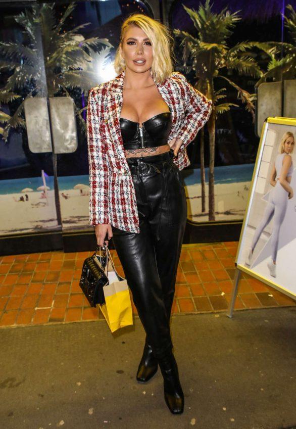Olivia Buckland 2019 : Olivia Buckland – Gabby Allens SportFX Clothing Line Launch-05