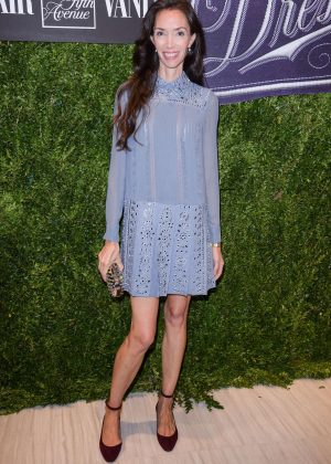 Olivia Chantecaille - Vanity Fair 2016 Best Dressed Reception in New York