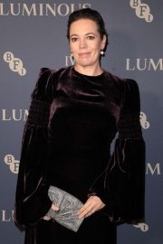 Olivia Colman - 2019 BFI Luminous Fundraising Gala in London