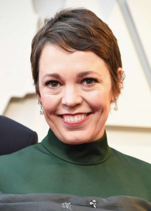 Olivia Colman - 2019 Oscars in Los Angeles
