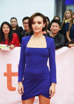 Olivia Cooke - 'Life Itself' - 2018 Toronto International Film Festival