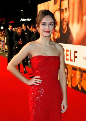 Olivia Cooke - 'Life Itself' Premiere at 62nd BFI London Film Festival in London