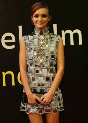 Olivia Cooke - 'Me and Earl and The Dying Girl' Premiere at Locarno Film Festival  2015
