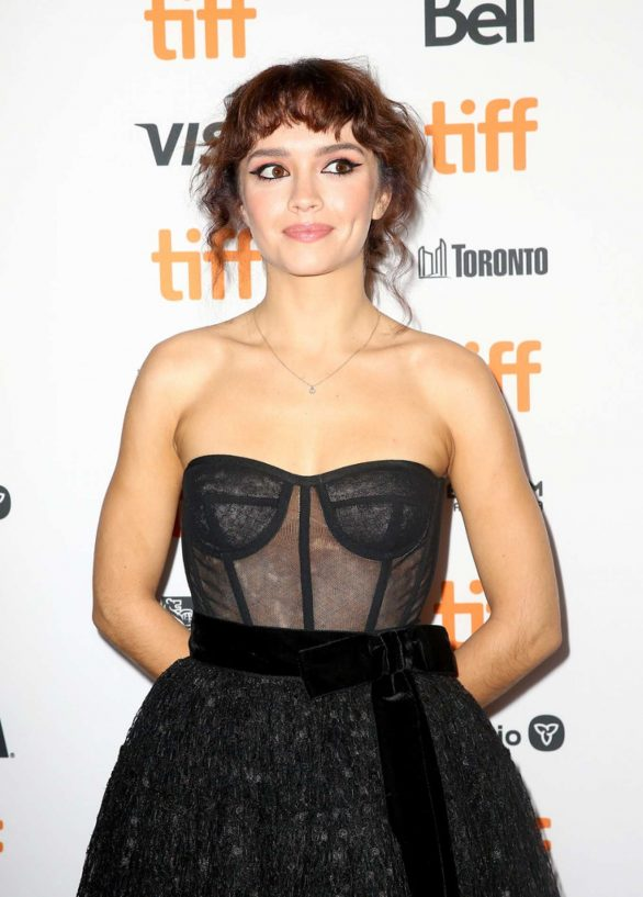 Olivia Cooke - Sound Of Metal premiere - 2019 Toronto International Film Festival