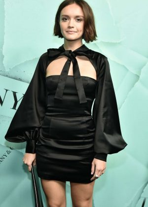 Olivia Cooke - Tiffany & Co. Celebrates 2018 Tiffany Blue Book Collection in NY