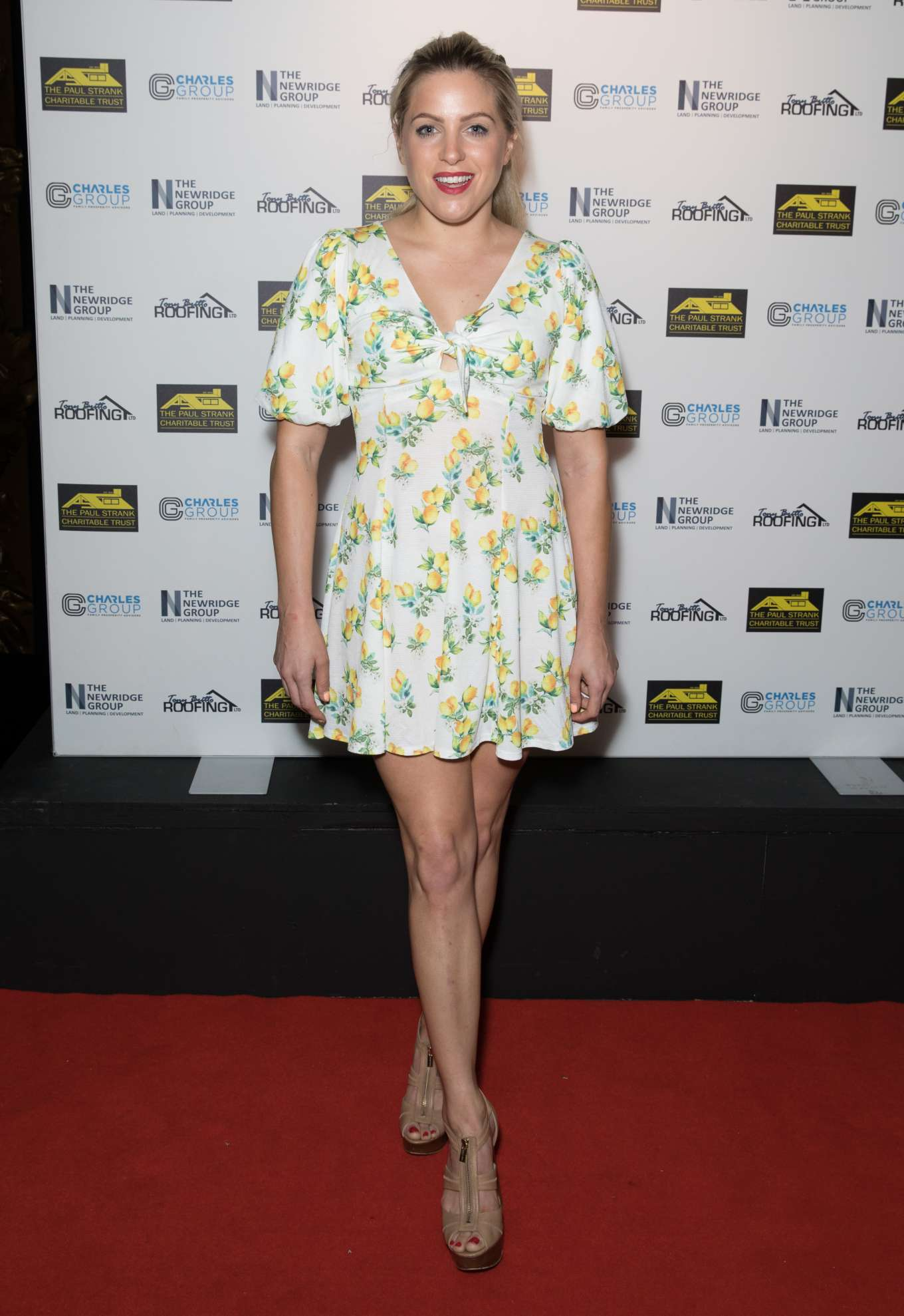 Olivia Cox - Paul Strank Charitable Trust Summer Party in London