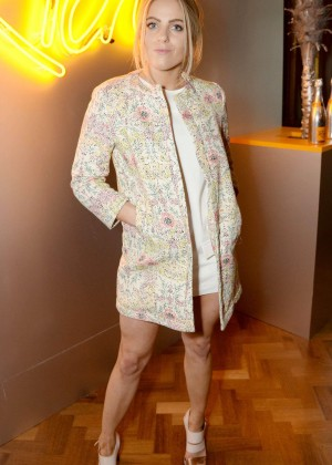 Olivia Cox: Veuve Cliquot Rich Launch Party -01
