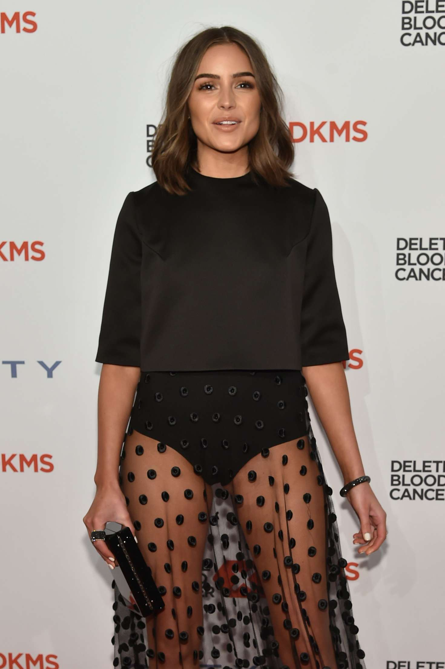 Olivia Culpo - 10th Annual Delete Blood Cancer DKMS Gala in New York