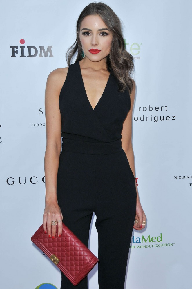 Olivia Culpo - 2015 CAST From Slavery to Freedom Gala in LA