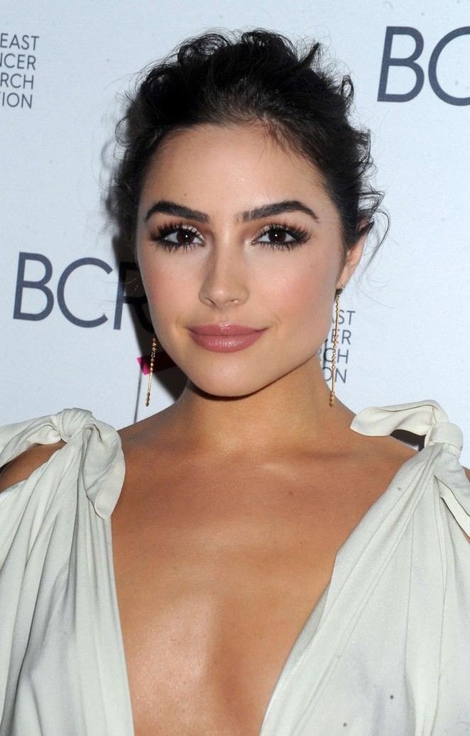 Olivia Culpo - 2016 Breast Cancer Research Foundation Hot Pink Party in NYC
