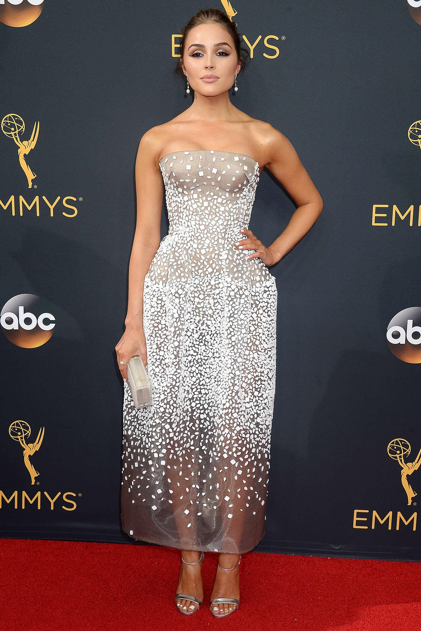 Olivia Culpo - 2016 Emmy Awards in Los Angeles