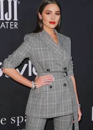 Olivia Culpo - 2018 InStyle Awards in Los Angeles