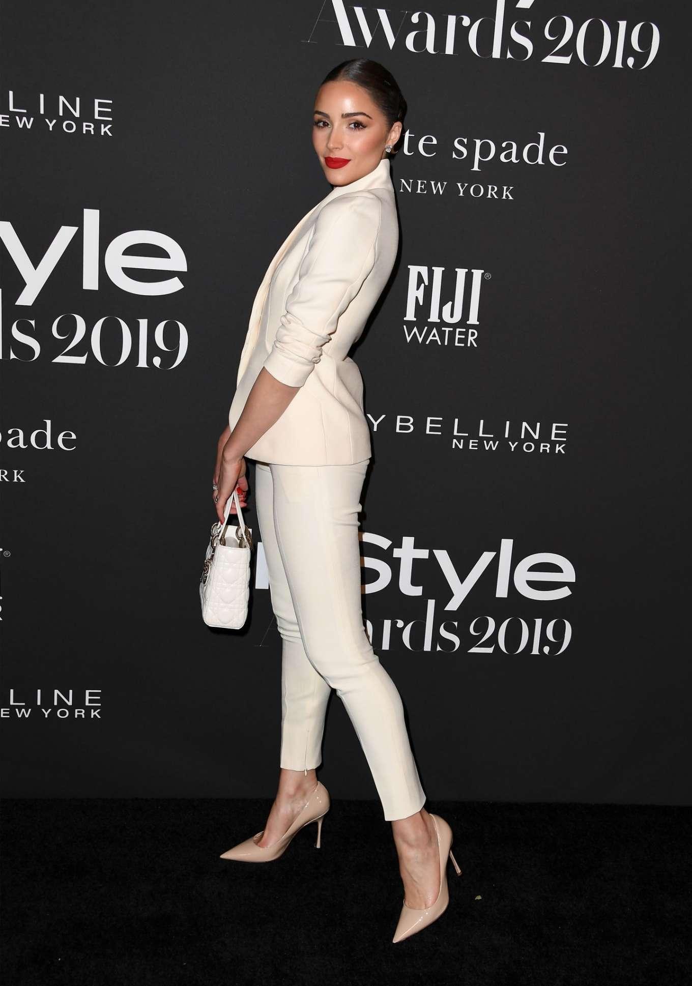 Olivia Culpo - 2019 InStyle Awards in Los Angeles