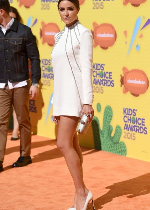 Olivia Culpo - Nickelodeon Kids Choice Awards 2015 in Inglewood