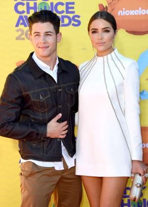 Olivia Culpo: 2015 Nickelodeon Kids Choice Awards -02