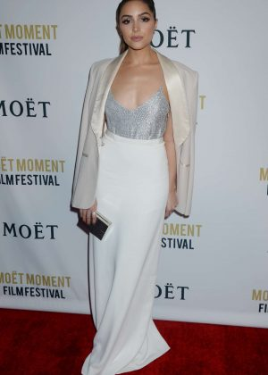 Olivia Culpo - 2nd Annual Moet Moment Film Festival in Los Angeles