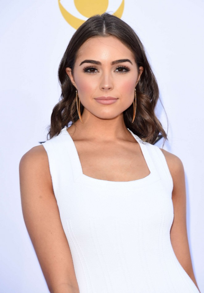 Olivia Culpo - 2015 Academy Of Country Music Awards in Arlington