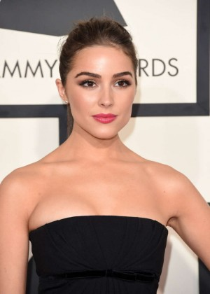 Olivia Culpo - GRAMMY Awards 2015 in Los Angeles