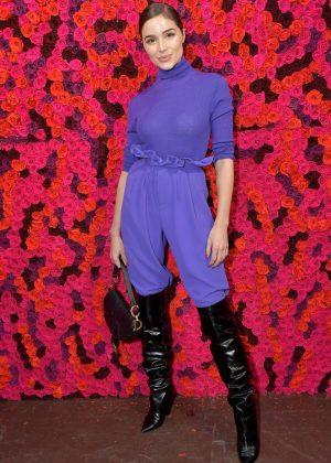 Olivia Culpo - Alice + Olivia Fashion Show in New York