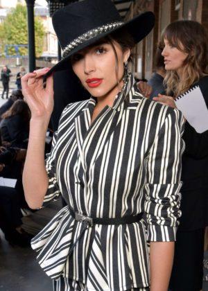 Olivia Culpo – Altuzarra 2017 Fashion Show in Paris