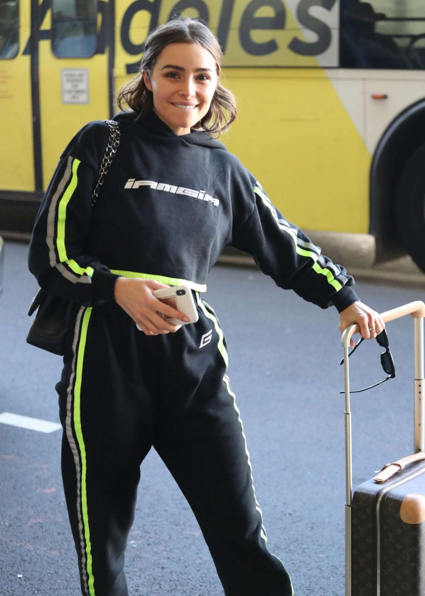 Olivia Culpo - Arrives at LAX in Los Angeles
