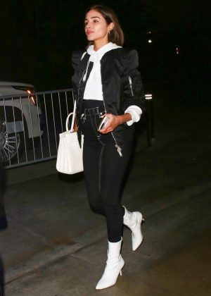 Olivia Culpo - Arrives at the Justin Timberlake concert in LA