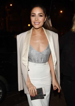 Olivia Culpo - Arriving to A Pre Golden Globe Party in LA