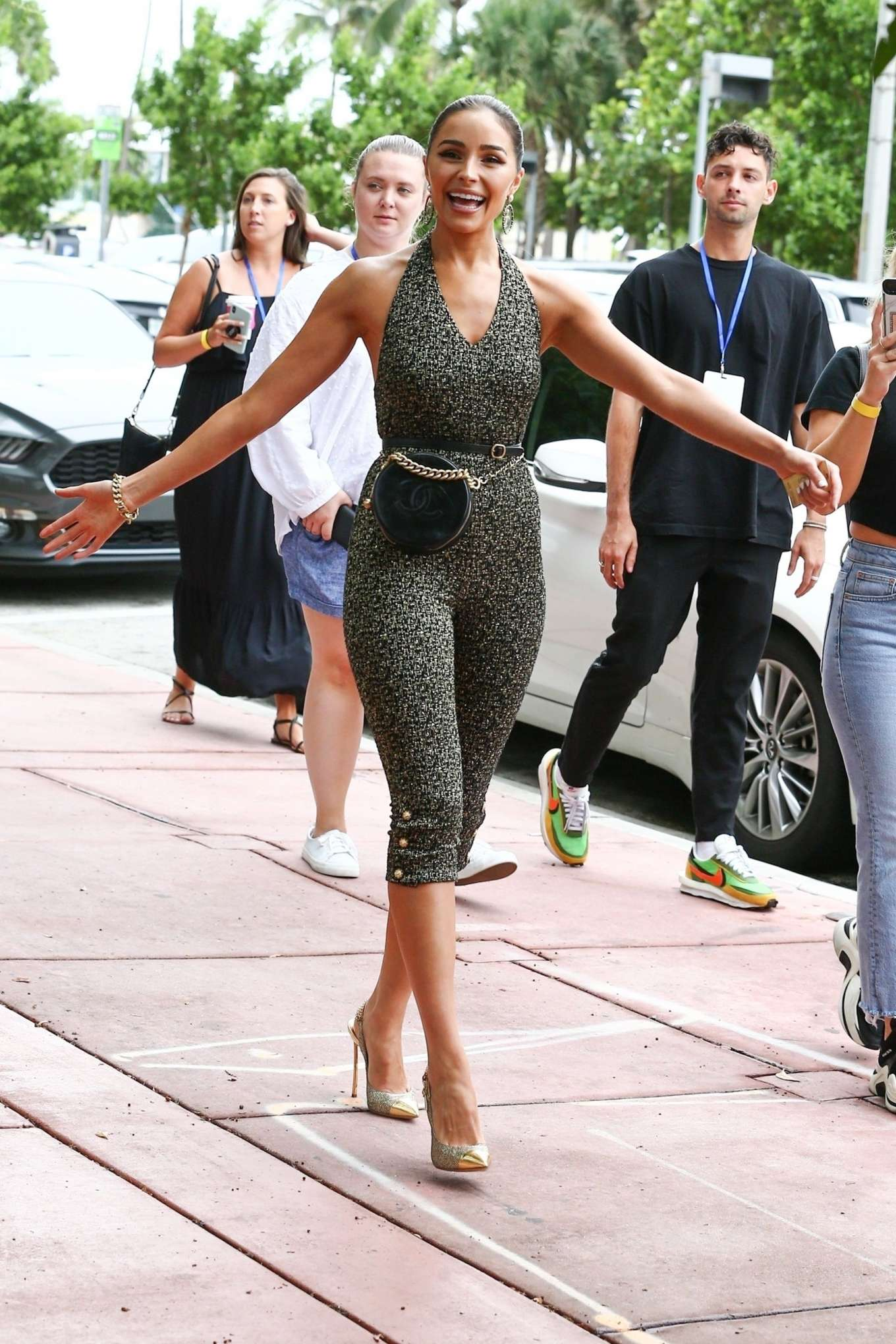 Olivia Culpo 2019 : Olivia Culpo – Attends a casting call for Sports Illustrated-06