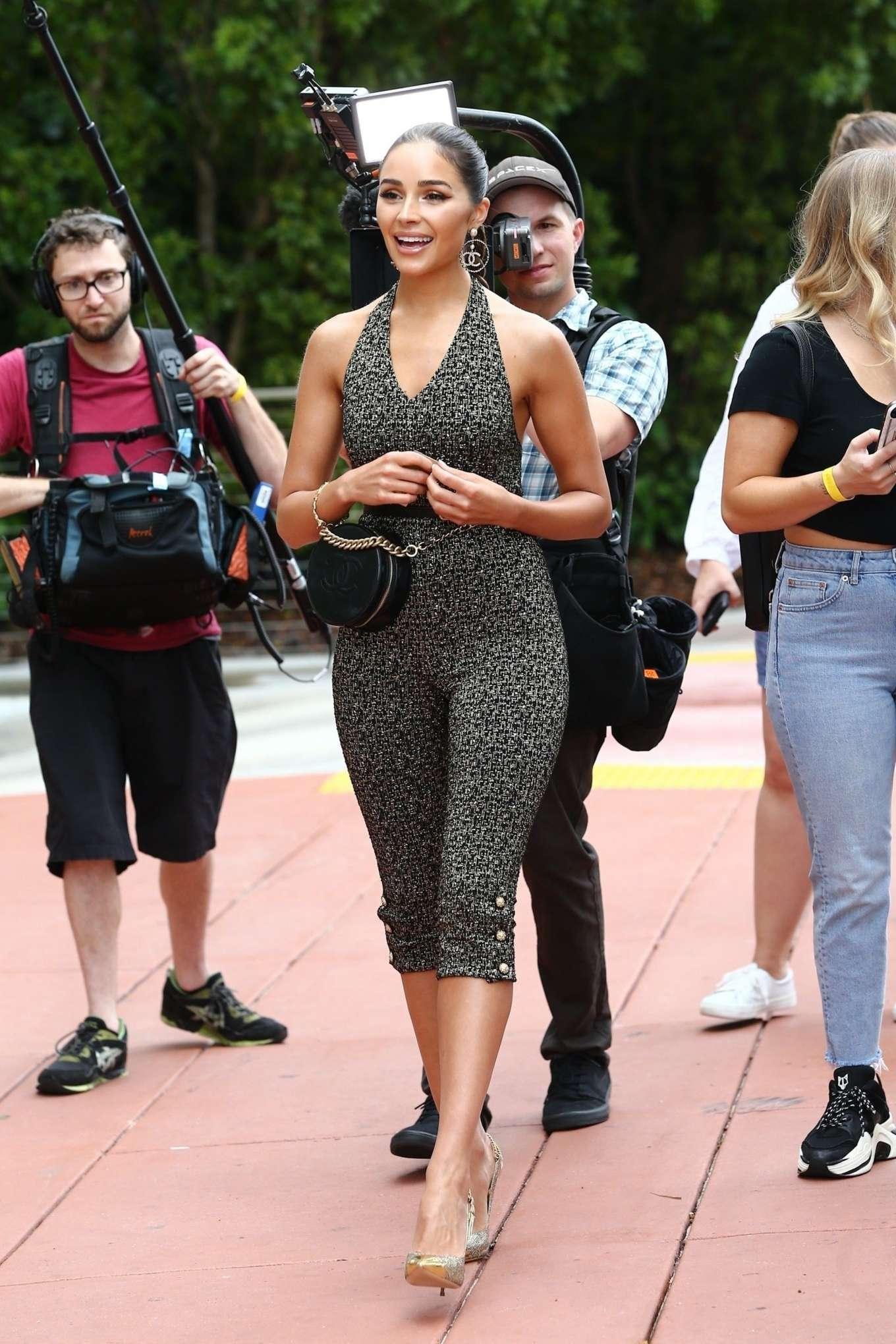 Olivia Culpo 2019 : Olivia Culpo – Attends a casting call for Sports Illustrated-08