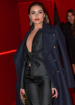 Olivia Culpo - Attends at L'Oreal Red Obsession Party 2016 in Paris