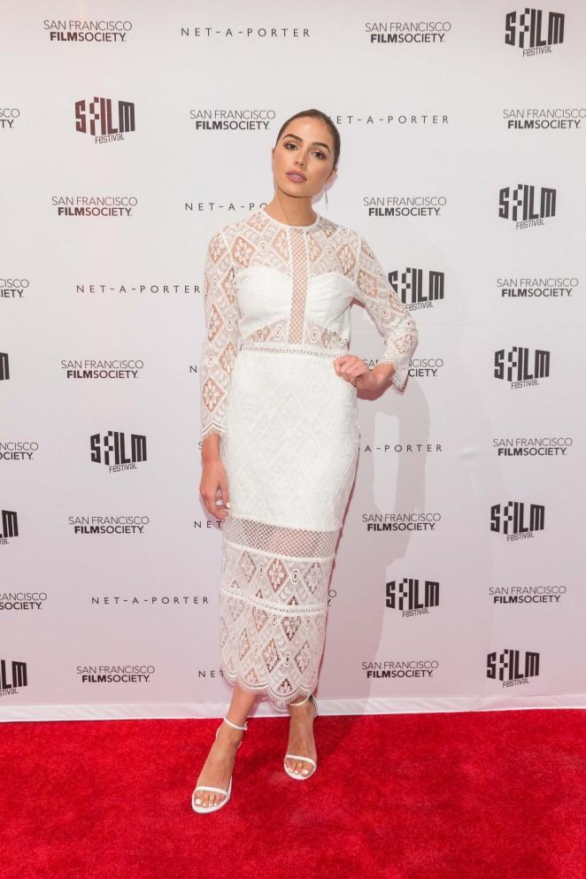 Olivia Culpo - Awards Night Gala 2016 at San Francisco International Film Festival