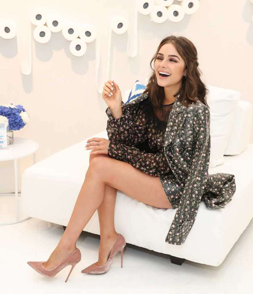 Olivia Culpo - Beauty Bar Presented by Cottonelle in NYC